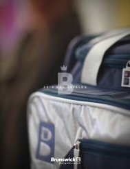 B2010 BAG CATALOG - Brunswick Bags