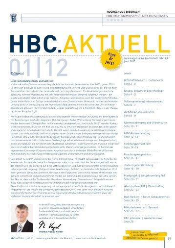 HBCinTEr - Hochschule Biberach