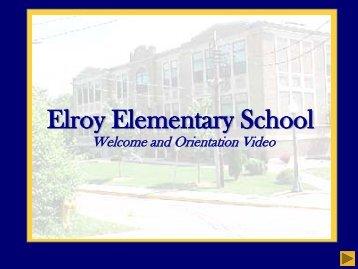 Elroy Elementary School - Brentwood Borough School District