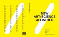 New Art/Science Affinities - Miller Gallery - Carnegie Mellon University