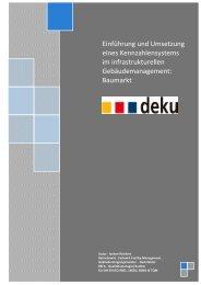 """""""Neue Wege gehen"""" als PDF - DEKU Dienstleistungen GmbH"""