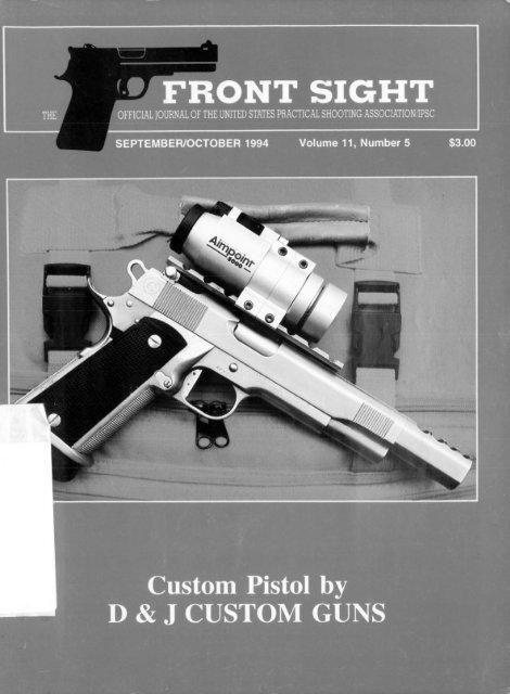 Original Team Pistol GI Joe Accessory 1994 Action Pilot         Hand Gun