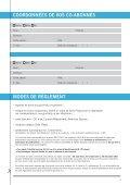 FORMULAIRES DE RÉSERVATION - Salle Pleyel - Page 3