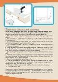 Sweep slot - instructions Sockeleinkehrdüse - Anleitung ... - Seite 2