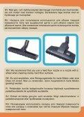 Boden-/Teppich-Reinigungsdüse 300 - Seite 3