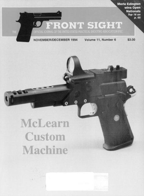 by Triple K 10 Rd Colt 1911 Government not flush Model 26M