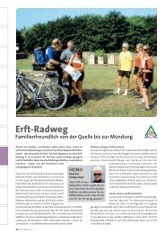 Erft-Radweg