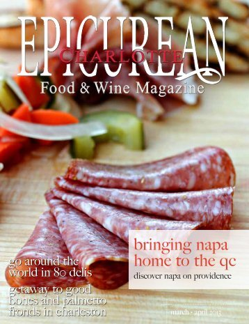 Here - Epicurean Charlotte Food & Wine Magazine