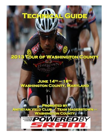 Technical Guide - Antietam Velo Club