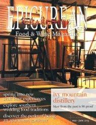 look - Epicurean Charlotte Food & Wine Magazine