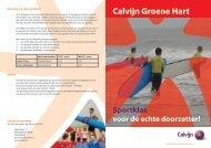 Folder Groene Hart Sport