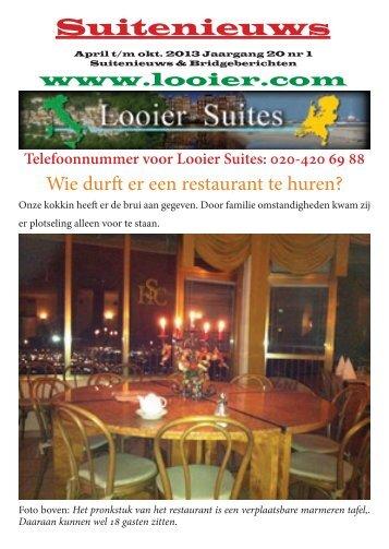 Suitenieuws-20-1.pdf (0.1 Mb) - De Looier