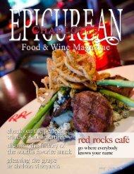 May/June 2012 - Epicurean Charlotte Food & Wine Magazine