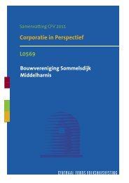 L0569 Corporatie In Perspectief Samenvatting 2011