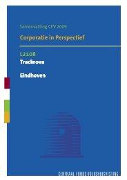 L2108 Corporatie In Perspectief Samenvatting 2009
