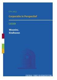 L1519 Corporatie In Perspectief Samenvatting 2012