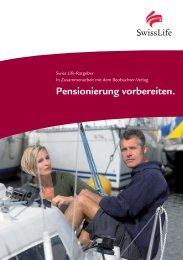 Pensionierung vorbereiten.