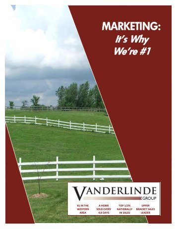 VG remax marketing info 91809 - Vanderlinde Group
