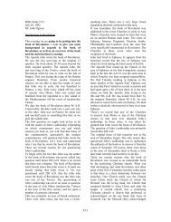 Bible Study # 93 - Living Church of GOD: Louisiana Congregations