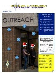 December, 2012 - STAR Catholic Outreach