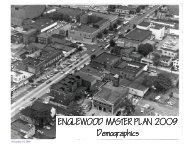 3. Demographics - City of Englewood