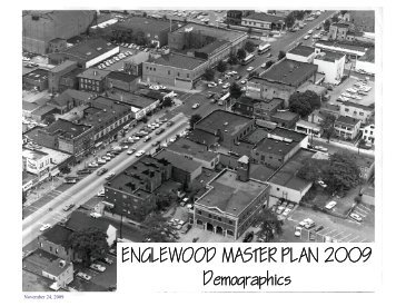 3. Demographics - City of Englewood