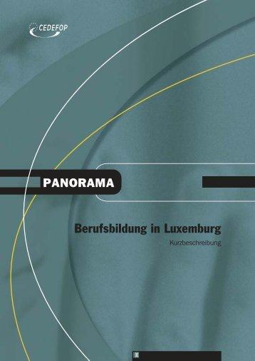 Kurzbeschreibung Luxemburg - ReferNet