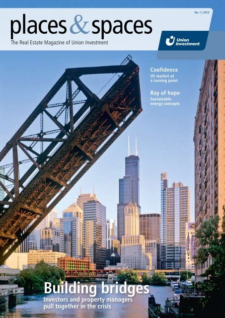 Building bridges Investors and property ... - Union Investment