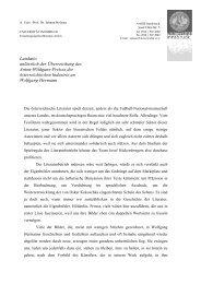 Download Laudatio - Wolfgang Hermann