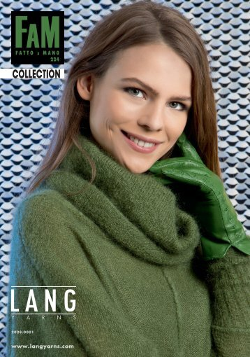 LANG YARNS FaM 224 - COLLECTION