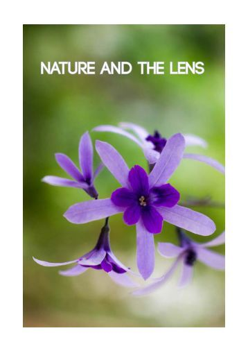 Nature and the Lens