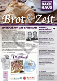 Brot&Zeit 13