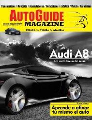 Auto Guide Magazine Web Demo