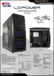 ATX Gaming 9758 - many-electronics