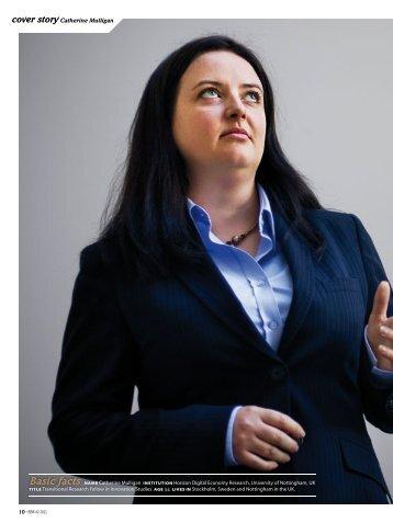 Catherine Mulligan Cover Story.pdf - Horizon Digital Economy ...
