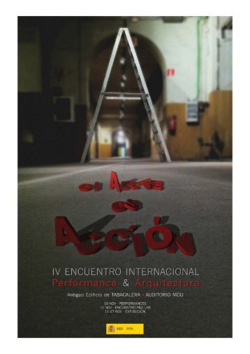 AQUI: dossier el arte es accion - SKFANDRA