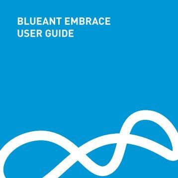 User Manual - BlueAnt Wireless