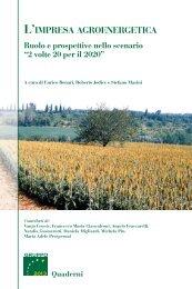 L'impresa agroenergetica - Fiper