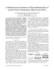 a Laser-based Transparency Meter on an FPGA - Professor Glenn ...