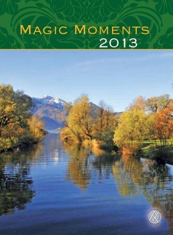 Magic Moments 2013