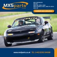 Alternatively, Click here to download a PDF! - MX5 Parts