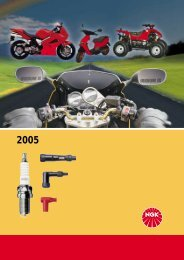 Catalogue Motorcycle