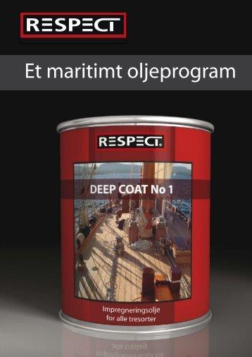 Et maritimt oljeprogram