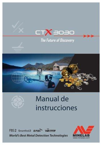Manual de instrucciones - Kellyco Metal Detectors