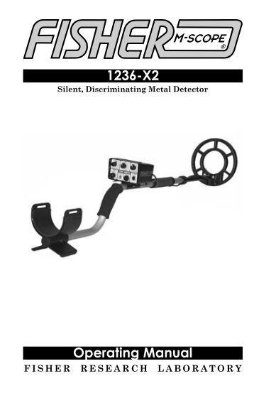 1236-X2 - Kellyco Metal Detectors