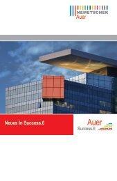 Neues In Success.6 - AUER - Die Bausoftware GmbH