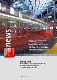 Baureports - AUER - Die Bausoftware GmbH