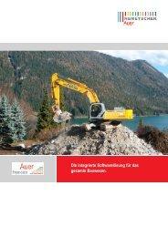 Österreich - AUER - Die Bausoftware GmbH