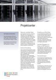 Projektcenter - AUER - Die Bausoftware GmbH