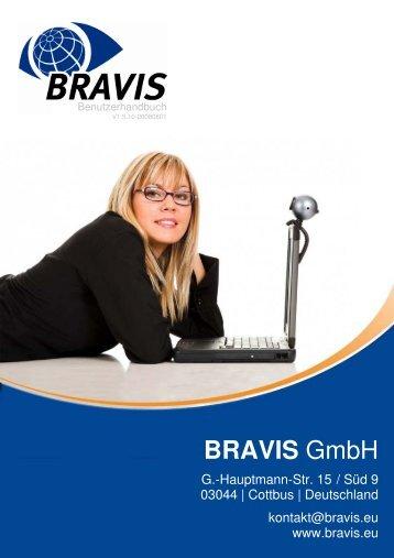 Handbuch als PDF downloaden - BRAVIS GmbH